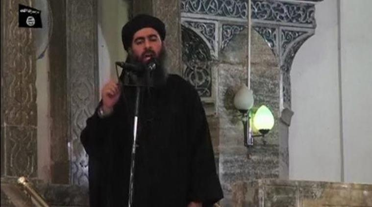Explained: Islamic State loses all territory but its shadowy leader Abu Bakr al-Baghdadi still at large