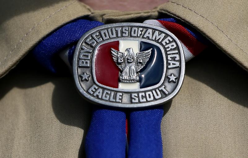 Boy Scouts of America files for bankruptcy