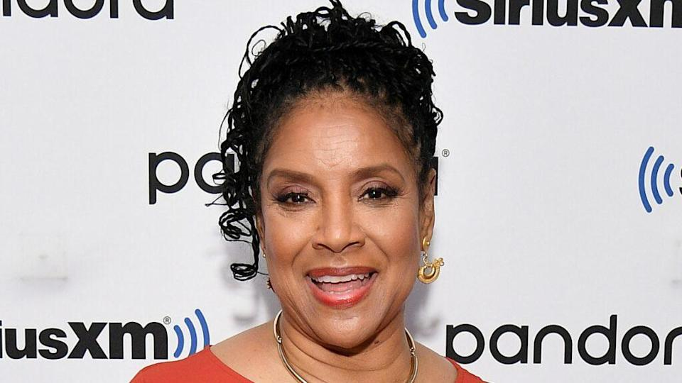 """Fans of Phylicia Rashad defended her like family when the actress made famous for playing the beloved matriarch on """"The Cosby Show"""" for years was the subject of targets on Twitter. (Photo by Dia Dipasupil/Getty Images)"""