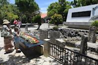 Tensions surface in Okinawa on 70th anniversary of battle