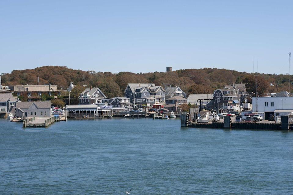 """<p>On Cape Cod is <a href=""""https://www.tripadvisor.com/Tourism-g41950-Woods_Hole_Falmouth_Cape_Cod_Massachusetts-Vacations.html"""" rel=""""nofollow noopener"""" target=""""_blank"""" data-ylk=""""slk:this tiny, bustling town"""" class=""""link rapid-noclick-resp"""">this tiny, bustling town</a> that was once a pass-through destination for Martha's Vineyard ferry travelers. Now it holds its own thanks to a waterfront filled with restaurants and shopping.</p>"""