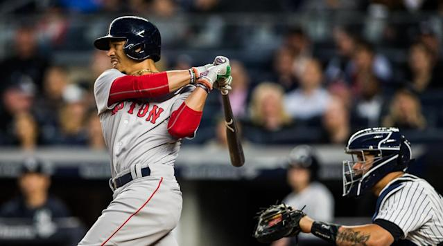 <p>They're baaaack. This weekend, the Red Sox pay a visit to the Bronx to renew pleasantries with the Yankees. For as familiar and fatiguing as this rivalry can feel—even within the Northeast Corridor—this is the first time since September 24–25, 2011 that the two teams have squared off in the second half while running first and second (in either order) atop the AL East.</p><p>This is the fourth series of the season between the arch-rivals, and while the Yankees (60–53) hold a 6–3 advantage in games over the Red Sox (65–49) thus far, they've tumbled 7 1/2 games relative to the Sox since taking two out of three from them at Yankee Stadium June 6–8, going from three games ahead in the AL East to 4 1/2 back.</p><p>Even if first place isn't immediately at stake this weekend, it's been a while since so much was on the line between these two teams. From 1998 through 2009, the Yankees won the AL East 10 times, including nine in a row from '98 through '06. The Red Sox were runners up 10 times in that span (including eight in a row from 1998–2005) and claimed the AL wild card seven times; only in 2007 did they flip the regular season script, winning the division while the Yankees took the wild card. Each finished third once in that span, Boston in 2006 and the Yankees in '08.</p><p>The Yankees' dominance carried over to the postseason as they won championships every year from 1998–2000 plus pennants in '01 and '03. They knocked off the Red Sox in 1999 and '03, the latter in a thrilling seven-game ALCS capped by Aaron Boone's walkoff home run off Tim Wakefield, but the next year the Red Sox turned the tables, mounting an unprecedented comeback from a three-games-to-none deficit in the ALCS and winning their first World Series in 86 years. They won again in 2007, while the Yankees did so in 2009.</p><p>Since then, both teams have had only intermittent success and they haven't finished first and second in either configuration. The Red Sox have ridden a rollercoaster, making the