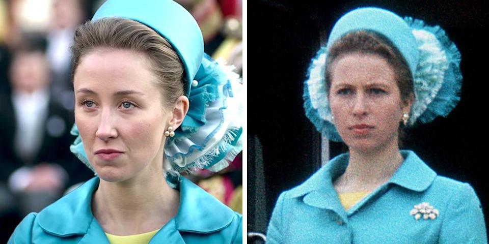 Princess Anne Has Some Thoughts About 'The Crown'