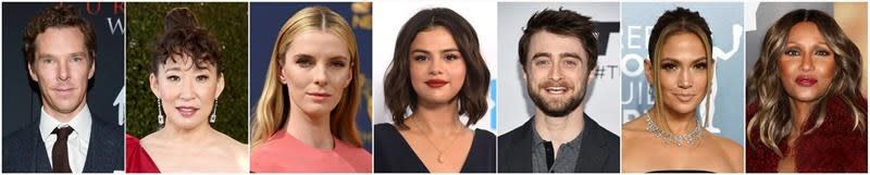 Celebrity birthdays for the week of July 19-25