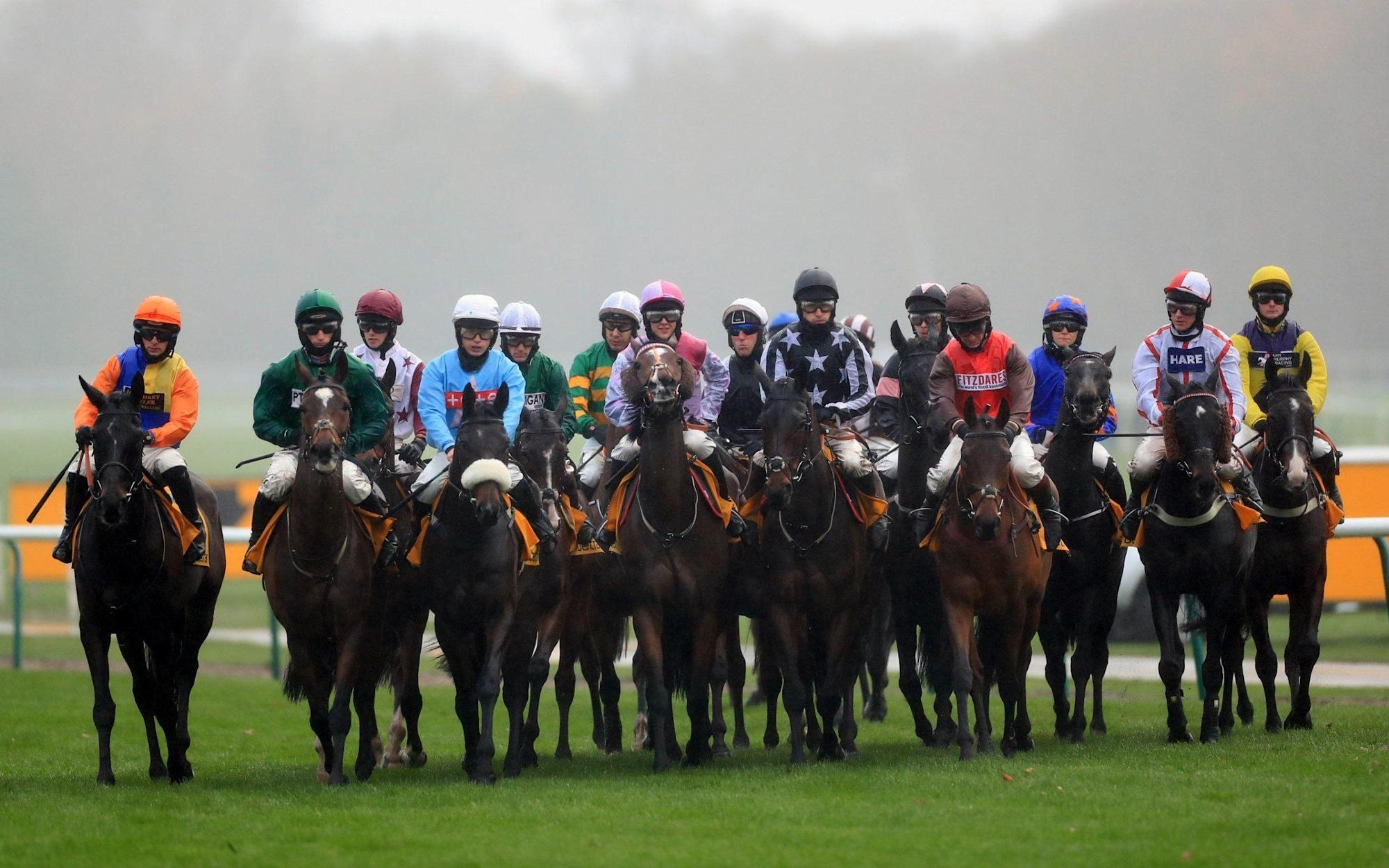 ITV Racing's one million viewers show that racing is more than holding its own against other sports
