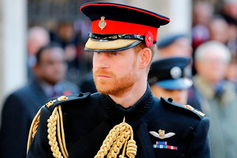 Prince Harry (Getty Images)