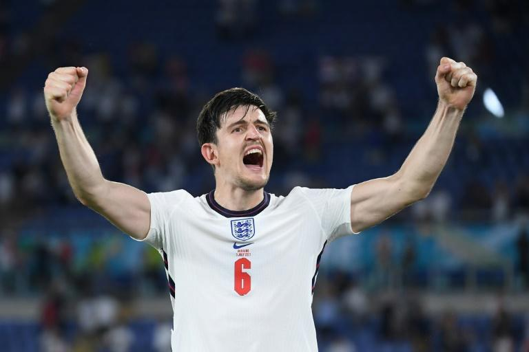 Harry Maguire has recovered from off-field troubles and an ankle injury to star for England at Euro 2020