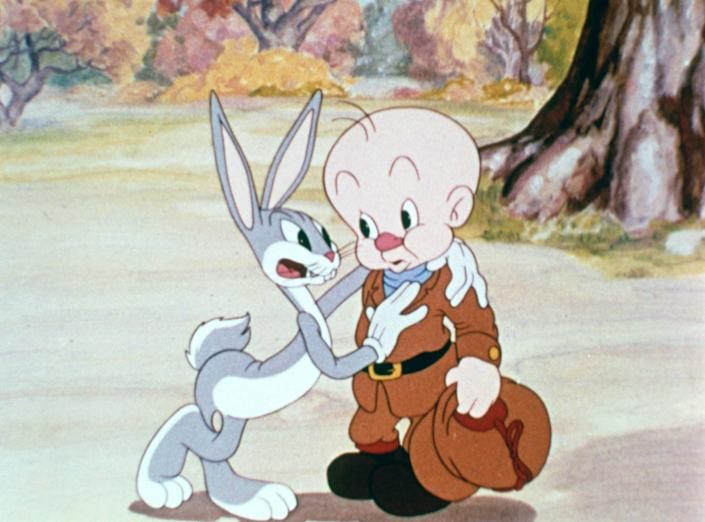 July 27, 2020, marks the 80th anniversary of Bugs Bunny's official debut in his own cartoon. See his evolution from an unnamed rabbit in a Porky Pig Cartoon (1938) to the official mascot for Warner Bros.