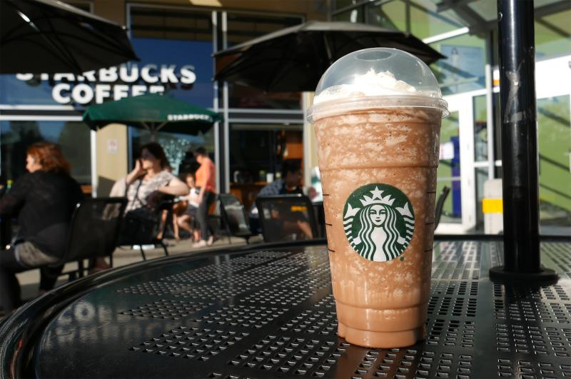 IT Frappuccino is a Terrifying (Yet Simple) New Secret Starbucks Menu Item