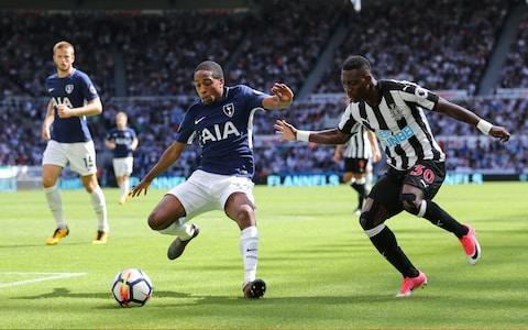 <span>Kyle Walker-Peters played well against Newcastle last week</span> <span>Credit: getty images </span>