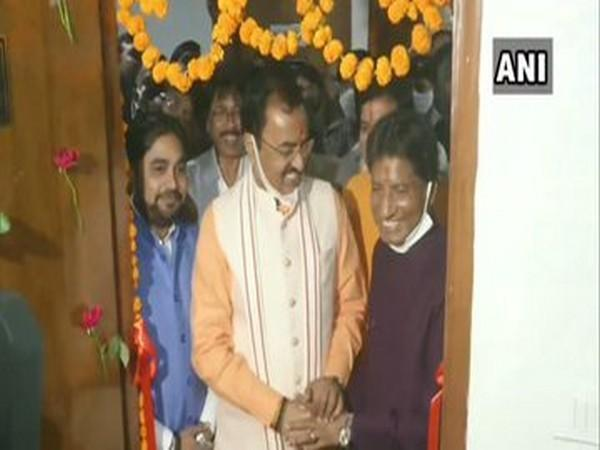 The State Film Commission office was inaugurated here on Sunday by Uttar Pradesh Deputy Chief Minister K P Maurya.