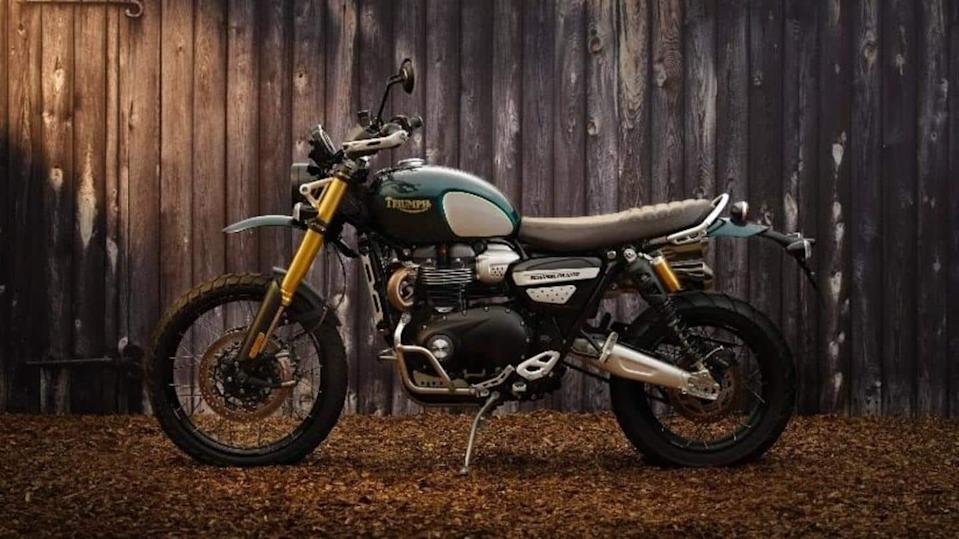 Triumph launches Steve McQueen and Sandstorm edition Scramblers in India
