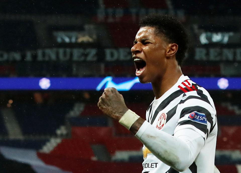 Marcus Rashford reacted to the vote by vowing not to give up his campaign.  (Photo: REUTERS)
