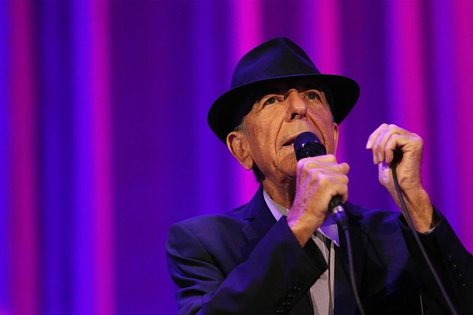 Leonard Cohen was a legendary Canadian singer-songwriter, considered to be one of the greatest of all time. He passed away on Nov. 7, just three weeks after the release of his critically acclaimed 14th album, 'You Want It Darker.' He was 82. (Photo: Graham Denholm/WireImage)