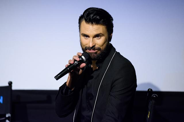 Rylan Clark Hosts a Q&A session at the DVD launch of 'Steps Party On The Dancefloor' at the Everyman Cinema on June 4, 2018 in London, England. (Photo by Joe Maher/Getty Images)