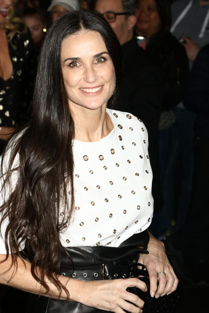 "<em>Ghost</em> star <strong>Demi Moore </strong>was born in <a href=""https://www.biography.com/actor/demi-moore"" rel=""nofollow noopener"" target=""_blank"" data-ylk=""slk:Roswell, New Mexico"" class=""link rapid-noclick-resp"">Roswell, New Mexico</a>, but she moved all over the country before settling in Los Angeles at the age of 15. She returned to her home state in 2018 to film <a href=""https://www.abqjournal.com/1184445/demi-moore-ed-helms-to-film-corporate-animals-in-nm.html"" rel=""nofollow noopener"" target=""_blank"" data-ylk=""slk:Corporate Animals"" class=""link rapid-noclick-resp""><em>Corporate Animals</em></a>, a movie about a CEO, played by Moore, who takes her staff on a team-building caving excursion in the Land of Enchantment, where things go horribly awry."