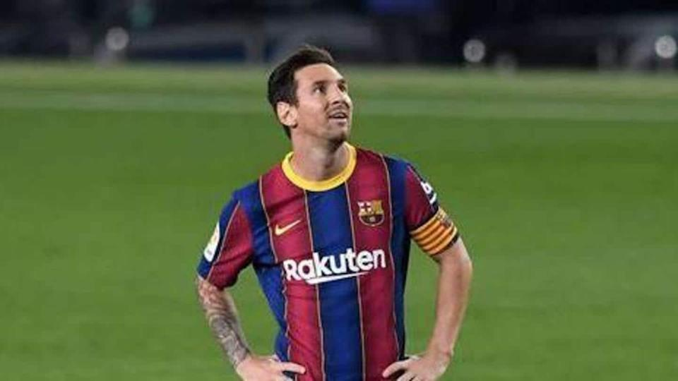 Lionel Messi agrees Barcelona contract, claims report