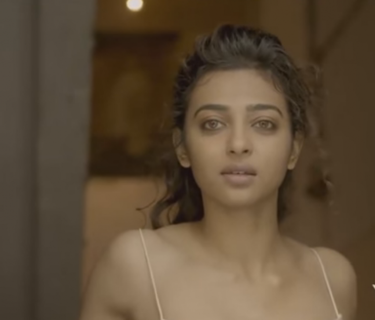 Radhika Apte flashes way too much in skimpy outfit for a bold photoshoot