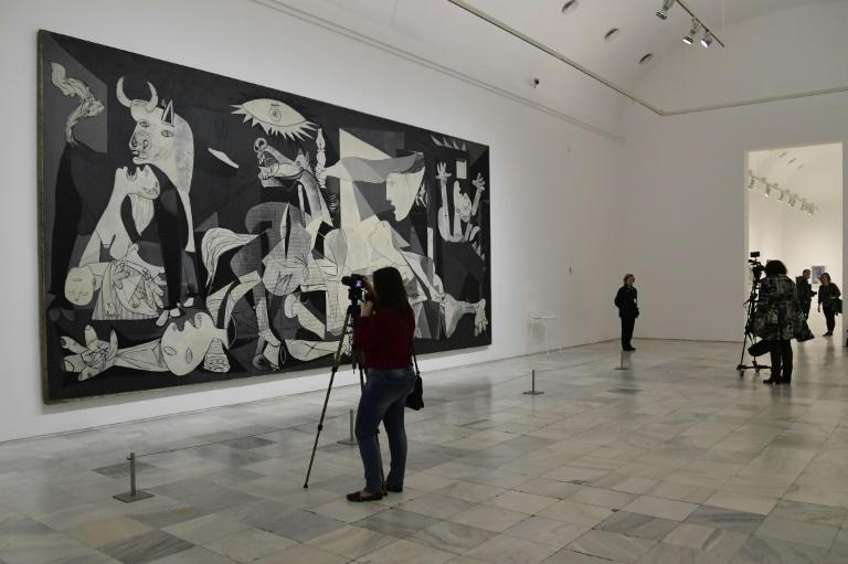 Picasso was commissioned by the struggling Spanish Republican government to produce a work depicting the bombing for the 1937 World Fair in Paris