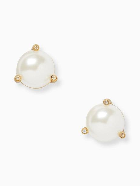 <p><span>Rise and Shine Pearl Studs</span> ($19, originally $39)</p>