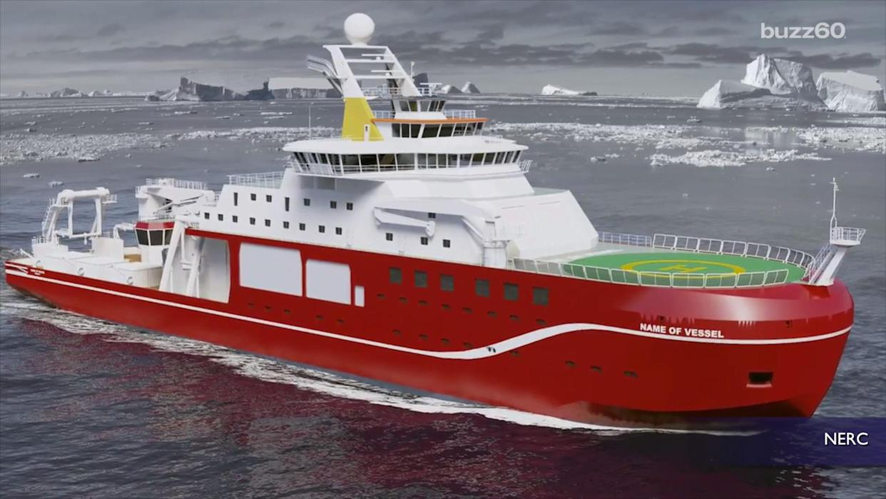 """Man Apologizes for """"Boaty McBoatface"""" Suggestion"""