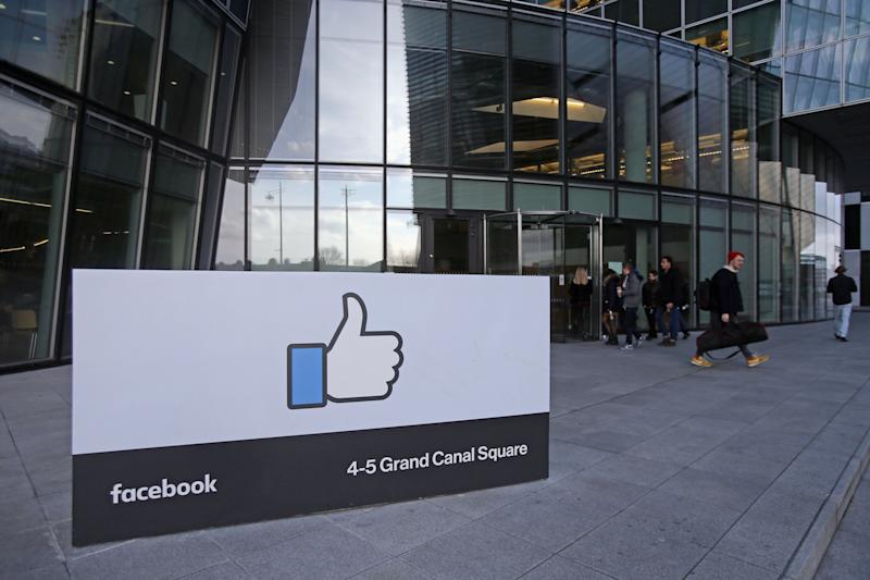 Irish investigation into Facebook's privacy issue