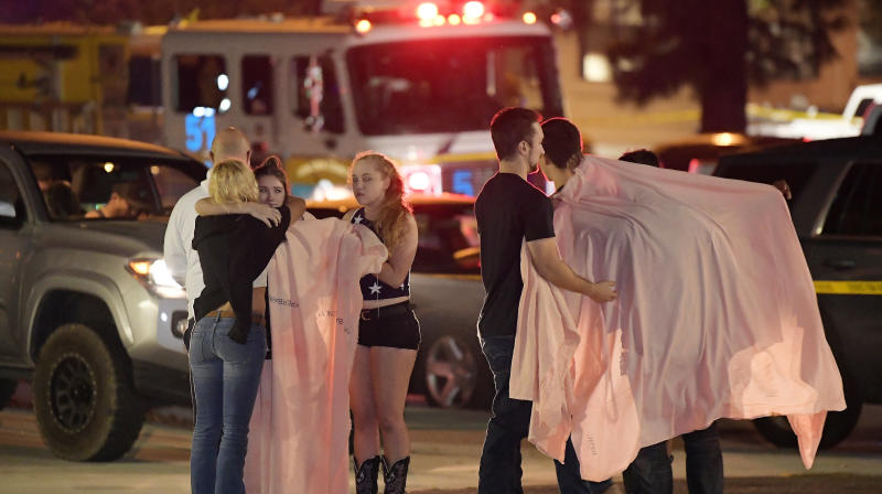 Student Journalists Report From Thousand Oaks Shooting Where Classmates Partied
