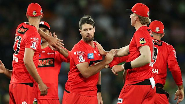At long last, Melbourne Renegades have a Big Bash League victory to their name as Sydney Thunder suffered defeat in Canberra.