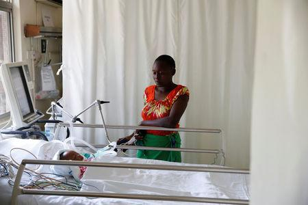 Kenyan baby dies after being beaten by police