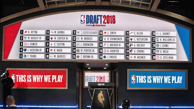 Yahoo Sports' 'NBA Draft Live' crew looks back at the good and bad from Thursday night's activity.