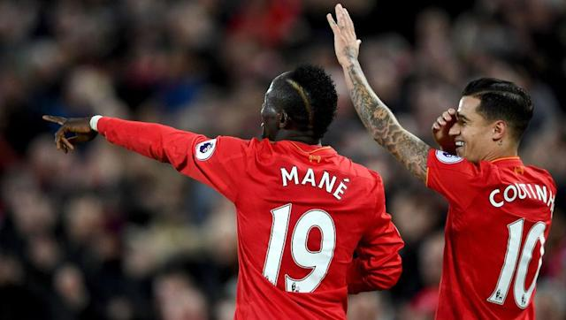 <p>Some baulked at the £34m fee Liverpool paid for Mane, last summer, as they made their fifth signing from Southampton in the last three seasons. </p> <br><p>However, the only ones baulking now are defenders, as the Senegal international continues to run opponents ragged with his electrifying pace and skill.</p> <br><p>Liverpool's top scorer netted in spectacular fashion on his debut against Arsenal and has been the stand out attacking performer for the Premier League's highest scorers. </p> <br><p>The Reds have just one league win all season without Mane in their side.</p>