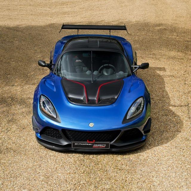 Lotus launches another lightweight road rocket