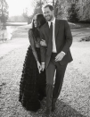 <p>Following the release of Alexi Lubomirski's photographs of the newly-engaged couple, Kensington Palace revealed a candid snap of the pair. <em>[Photo: Kensington Palace]</em> </p>