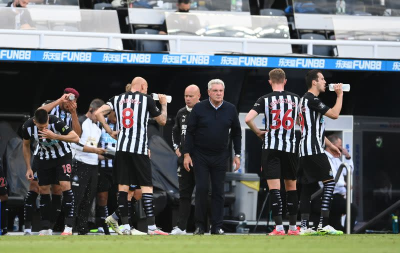 Saudi consortium pulls out of bid for Newcastle