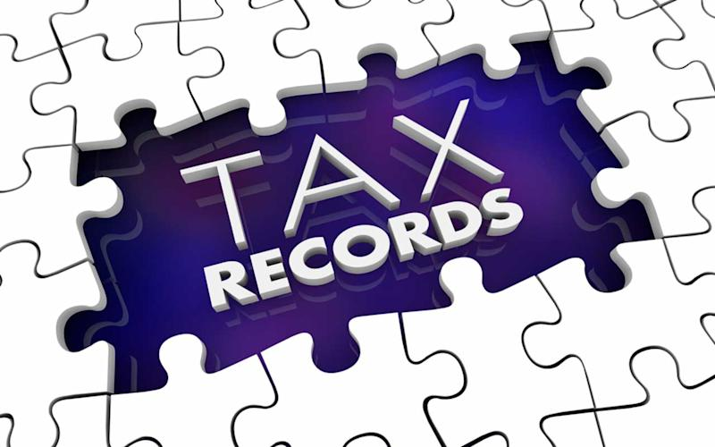 How Long Should You Keep Tax Records?