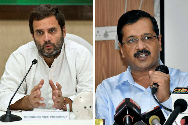 AAP Says Tie-Up in Haryana a Must for Alliance in Delhi, Congress Has Wasted Time Till Now