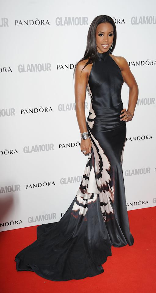 LONDON, UNITED KINGDOM - MAY 29: Kelly Rowland attends Glamour Women of the Year Awards 2012 at Berkeley Square Gardens on May 29, 2012 in London, England. (Photo by Stuart Wilson/Getty Images)