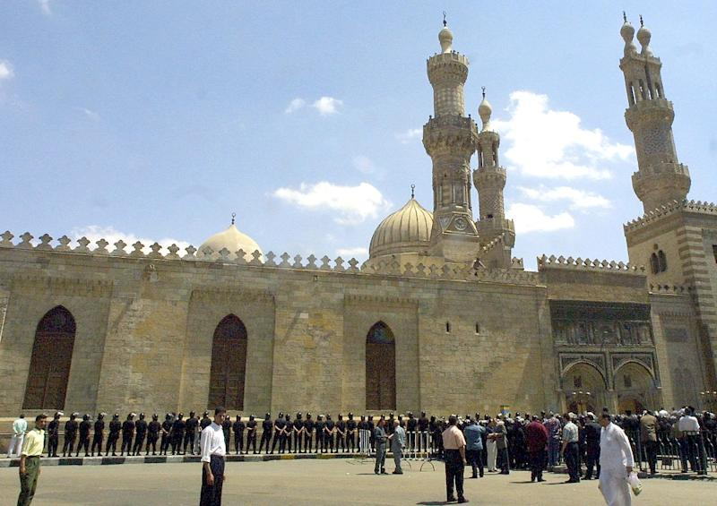 Cairo's historic al-Azhar is one of the world's leading Islamic seats of learning