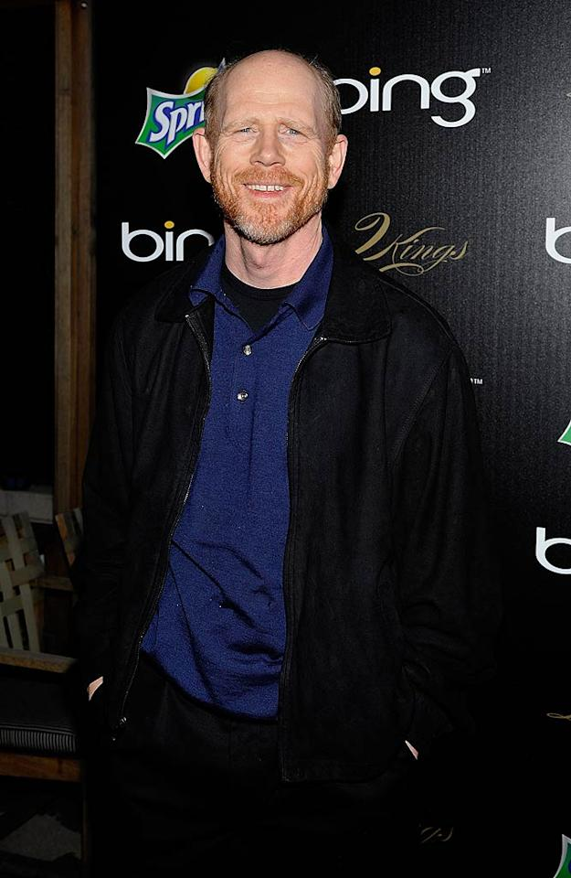 """March 1: Ron Howard turns 57 John M. Heller/<a href=""""http://www.gettyimages.com/"""" target=""""new"""">GettyImages.com</a> - February 19, 2011"""