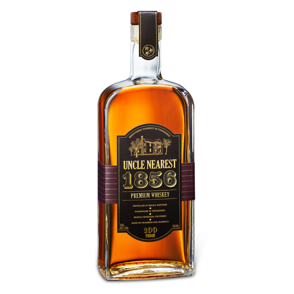 """<p><strong>43 Review(s)</strong></p><p>passionspirits.com</p><p><strong>$59.99</strong></p><p><a href=""""https://unclenearest.passionspirits.com/unclenearest/premium-aged-whiskey.html"""" rel=""""nofollow noopener"""" target=""""_blank"""" data-ylk=""""slk:Shop Now"""" class=""""link rapid-noclick-resp"""">Shop Now</a></p><p>Uncle Nearest has been voted """"Top 5 Whiskies in the World,"""" so you <em>know</em> it's good—and if they're old enough to partake, they'll know too. The manufacturer claims this particular bottle is """"astonishingly smooth.""""</p>"""