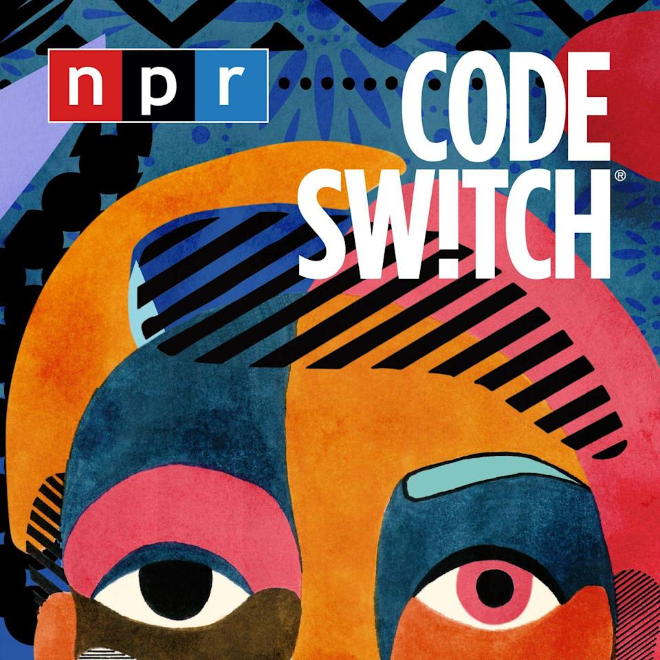 """<p>Racism is omnipresent in American society, and until we name it we can't address it. <em>Code Switch</em> shines a light on the pervasive nature of racism, from language and workplace culture to social norms. First we identify the problems, then we work to dismantle them.</p><p><a class=""""link rapid-noclick-resp"""" href=""""https://www.npr.org/sections/codeswitch/"""" rel=""""nofollow noopener"""" target=""""_blank"""" data-ylk=""""slk:Listen Now"""">Listen Now</a></p>"""