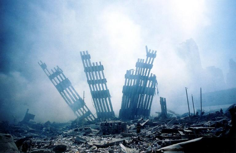 US President Joe Biden ordered declassification of secret documents from the government investigation into the 9/11 terrorist attacks in response to pressure from families of some of the approximately 3,000 people killed (AFP/Alexandre FUCHS)