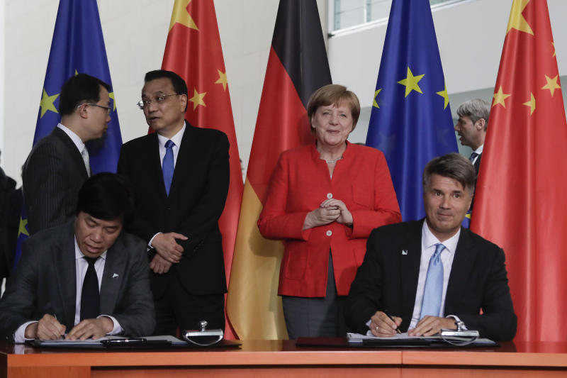 BMW ramps up investment in China to meet electric demand