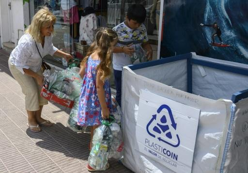 "The ""Plasticoin"" project has proved more popular than initially expected, but Uruguay still needs to make a lot of progress in plastic recycling"