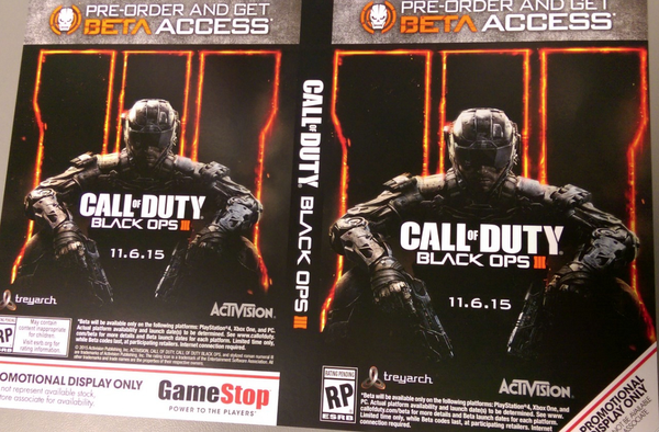 Call of Duty: Black Ops 3 Release Date, Beta Details Leaked