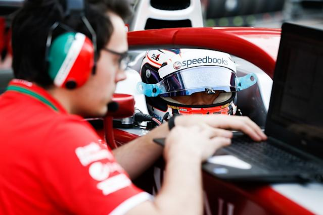 De Vries almost quit single-seaters in 2017
