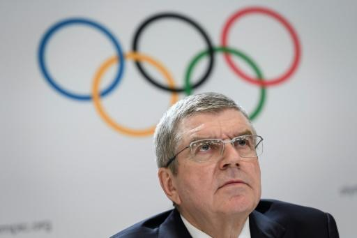 Thomas Bach told AFP that the organisers of the postponed Tokyo Olympics were planning a simplified games