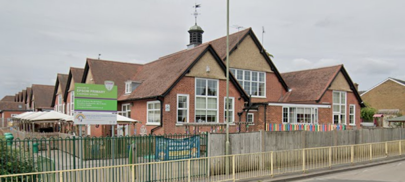 Epsom Primary School has been forced to close