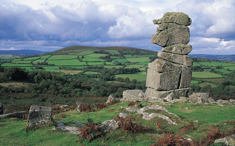 Visitors to Dartmoor have been asked to make the £1 voluntary contribution for the past six years with the money going towards the upkeep of the countryside - Getty Images