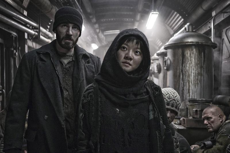 Image result for snowpiercer evans